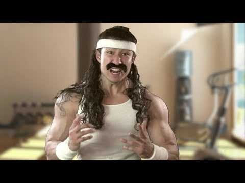 EVOLUTION OF FITNESS (fitness infomercial parody)