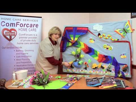 Bulletin Board Ideas for Nursing Homes : Senior Care